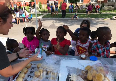 Providing a fun day for kids in the Roseland community of Chicago, IL