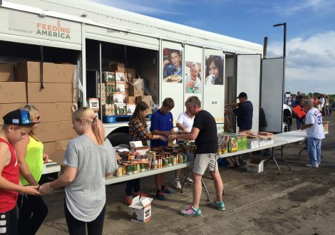 Feeding the Hungry in Minooka and Channahon communities