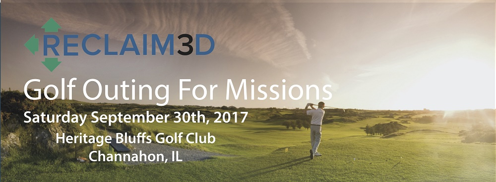 Come out to the Golf Outing for Missions at Heritage Golf Club in Channahon. Help raise money for local missions including food trucks to feed the hungry, helping people with special needs have a prom experience, back to school clothes for families in MInooka, Channahon, Shorewood, Joliet and other surrounding communities.